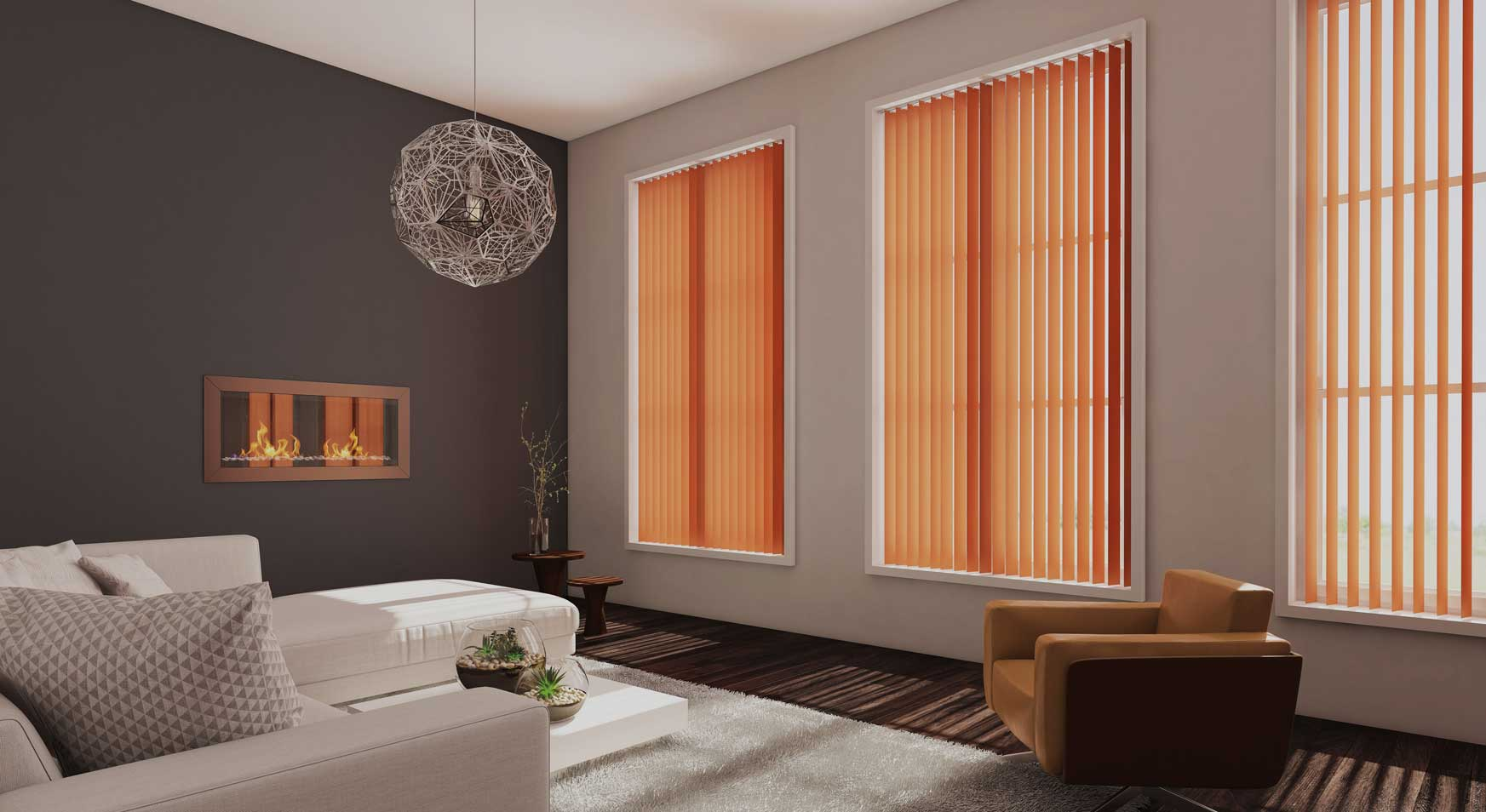 vertical blinds home